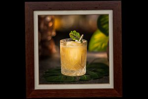 Tiki Lovers Cocktails - Come fly with me