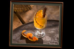 Tiki Lovers Cocktails - Hot Toddy