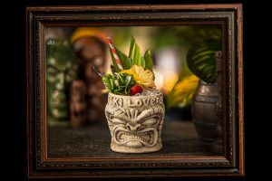 Tiki Lovers Cocktails - Pineapple - Set-The-Sails