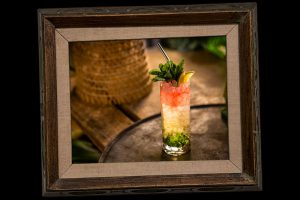 Tiki Lovers Cocktails - Creole Swizzle