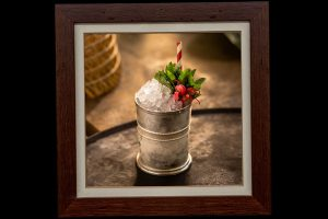 Tiki Lovers Cocktails - Lovers Julep - White Rum Cocktail