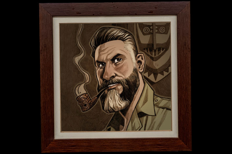 Cocktail-Creator and Tiki Lover - Mr. Van Hagen