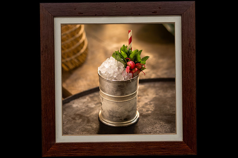 Tiki Lovers Cocktails - Lovers Julep