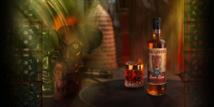 Tiki Lovers Dark Rum - Header