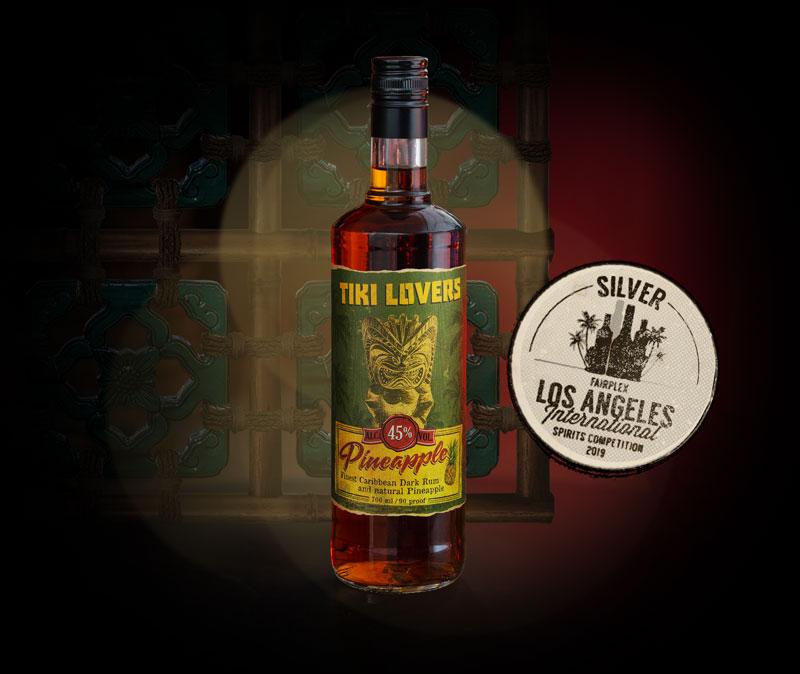 Tiki Lovers Bottle Pineapple
